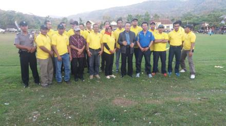Srimartani Punya Potensi Sepak Bola