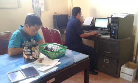 Tahun 2017 Srimartani Terapkan Layanan Satu Pintu