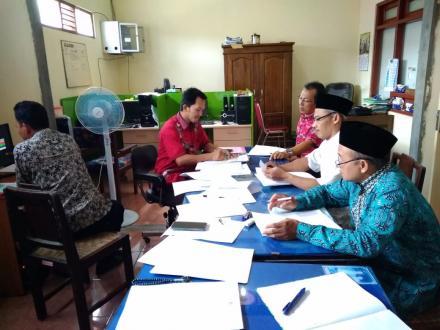 Panitia Persiapkan Pengisian Jabatan Dukuh Kwasen