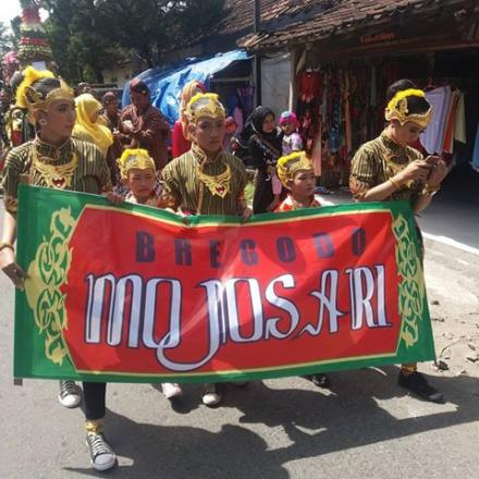 Bersiap Ramaikan Hari Jadi Desa Srimartani Ke-73