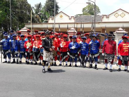 Ribuan Warga Ikuti Kirab Budaya Desa Srimartani
